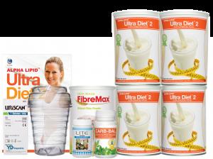Alpha Lipid Ultra Diet 4 week starter pack