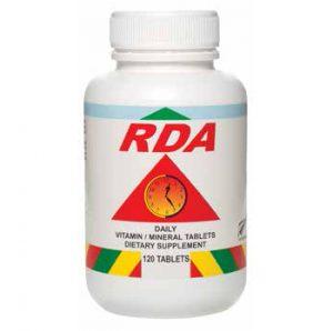 RDA Tablets
