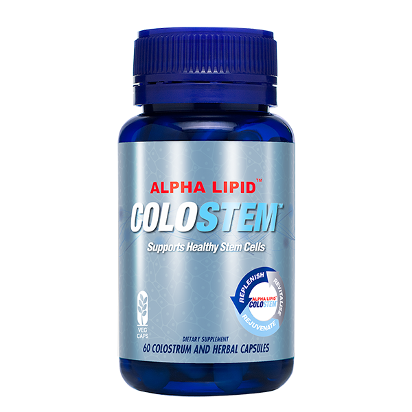 Alpha Lipid Colostem - supports healthy stem cells