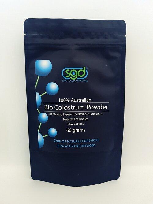 Bio Colostrum Low Lactose Powder