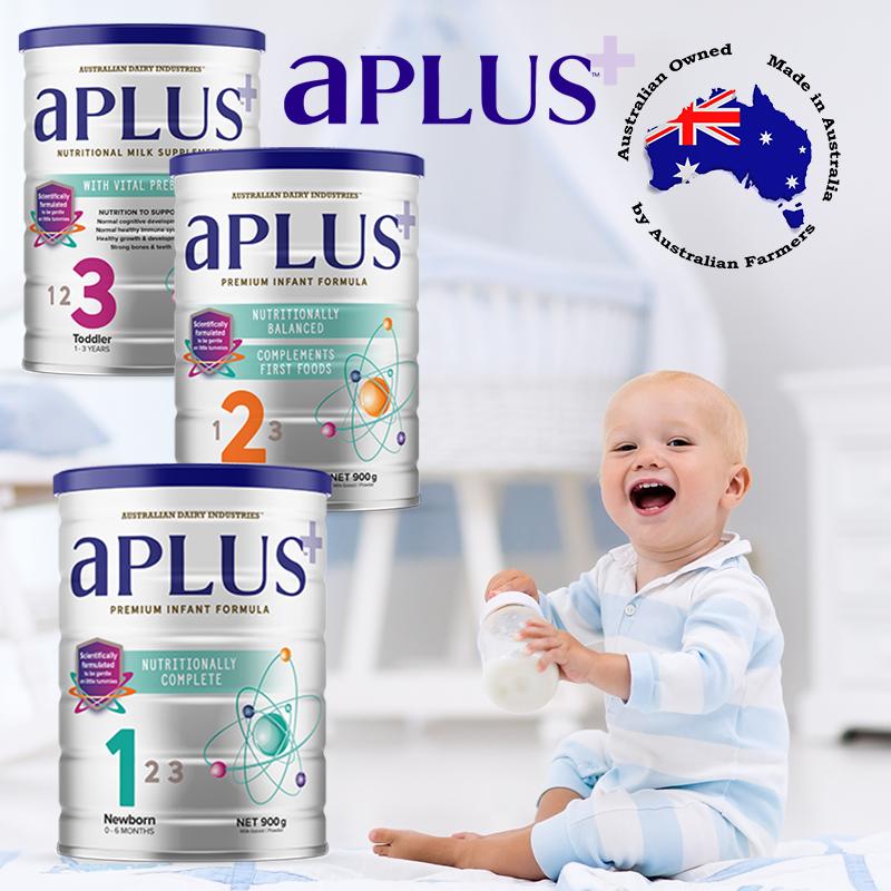 aplus Infant formula